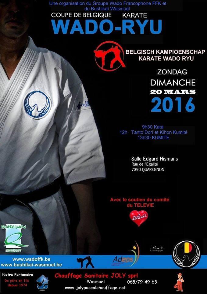 Coupe de Belgique 20mars16