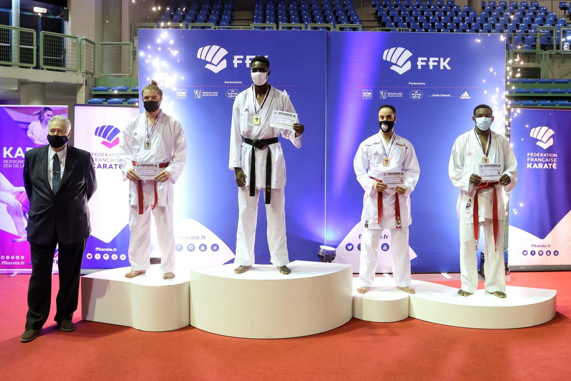 Coupe Adidas Anouar podium_n